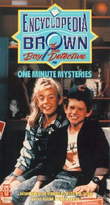 Encyclopedia Brown: One-Minute Mysteries