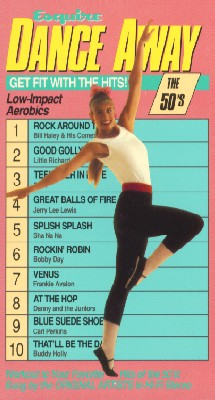 Esquire Dance Away: Get Fit with the Hits! The 50s