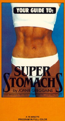 Joanie Greggains: Your Guide to Super Stomachs