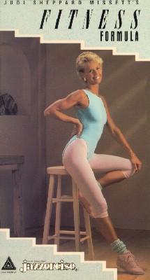Judi Sheppard Missett's Fitness Formula