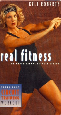 Keli Roberts: Real Fitness - Total Body Circuit Training Workout