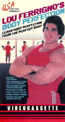 Lou Ferrigno's Body Perfection