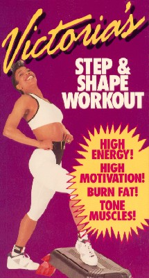 Victoria's Step and Shape Workout