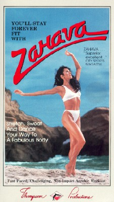 Zahava: You'll Stay Fit Forever