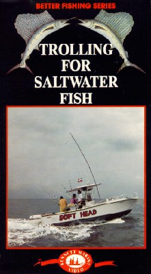 Trolling for Saltwater Fish