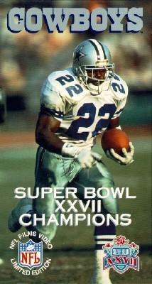 NFL: Super Bowl XXVII - Dallas Cowboys