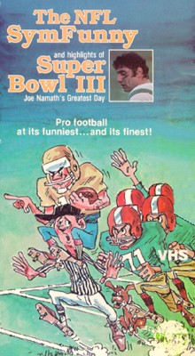 The NFL Symfunny and Highlights of Super Bowl III