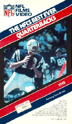 NFL's Best Ever: Quarterbacks