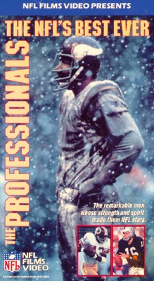 NFL's Best Ever: The Professionals