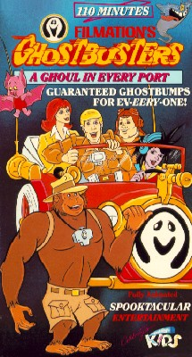 Ghostbusters: Ghoul in Every Port