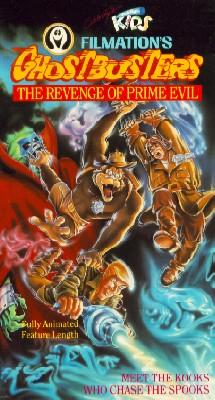 Ghostbusters: Revenge of Prime Evil