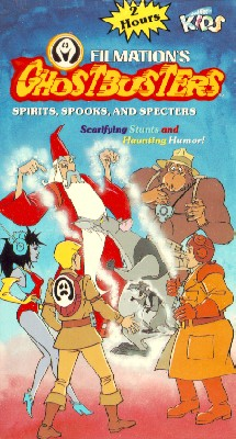 Ghostbusters: Spirits, Spooks, and Specters