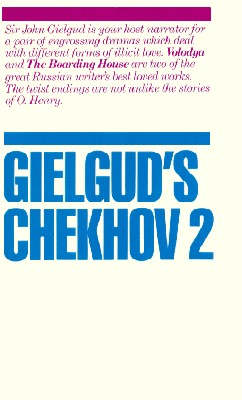 Gielgud's Chekhov 2