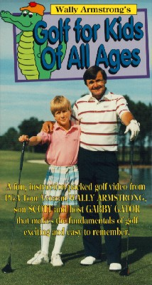 Wally Armstrong: Golf for Kids of All Ages