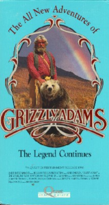 Grizzly Adams: The Legend Continues