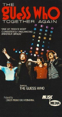 The Guess Who: Together Again