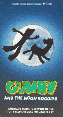 Gumby and the Moon Boggles