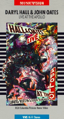 Daryl Hall and John Oates: Live at the Apollo