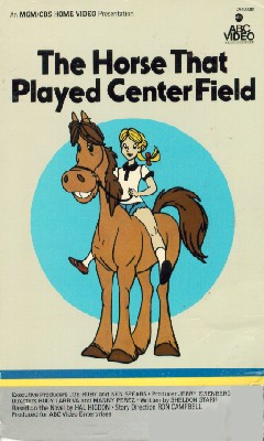 The Horse That Played Center Field