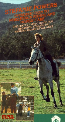 Stefanie Powers: Introduction to Horseback Riding and Horse Care