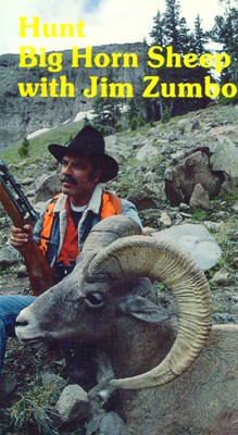 Hunting Bighorn Sheep with Jim Zumbo