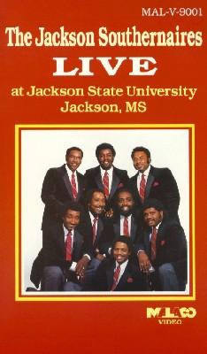 The Jackson Southernaires: Live at Jackson State University