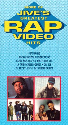 More of Jive's Greatest Rap Video Hits