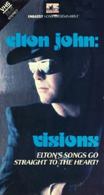 Elton John: Visions