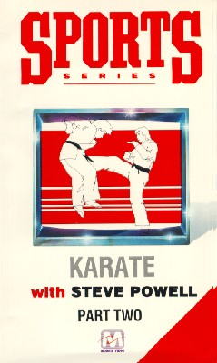 Karate with Steve Powell, Part 2