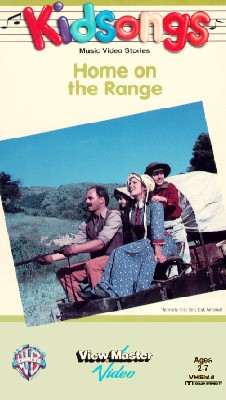 Kidsongs: Home on the Range