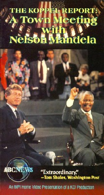 Koppel Report: A Town Meeting with Nelson Mandela