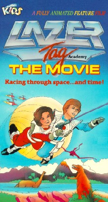 Lazer Tag Academy: The Movie