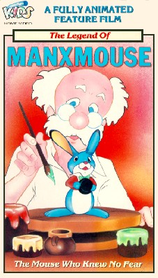 The Legend of Manxmouse