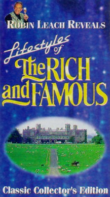 Lifestyles of the Rich and Famous: Playthings of the Rich and Famous