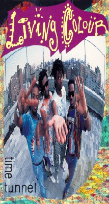 Living Colour: Time Tunnel