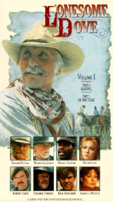 Lonesome Dove 1989 Simon Wincer Synopsis