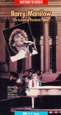 Barry Manilow: The Concert at Blenheim Palace