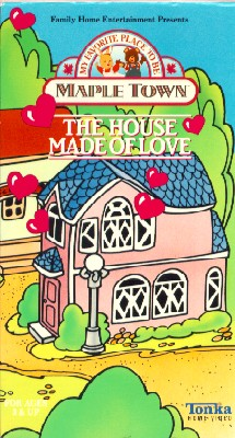 Maple Town: House Made of Love