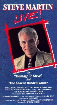 Steve Martin Live!