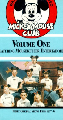 Mickey Mouse Club, Vol. 1