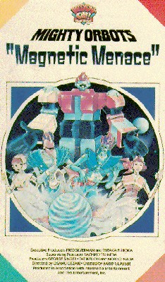 Mighty Orbots: Magnetic Menace