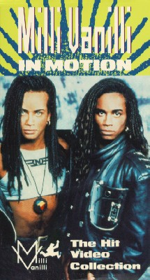Milli Vanilli in Motion - the Hit Video Collection
