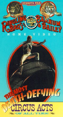 The Most Death-Defying Circus Acts of All Time