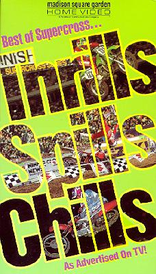 Best of Supercross: Thrills, Chills, Spills