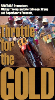 Throttle for the Gold