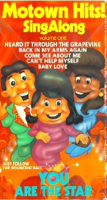 Motown Hits Sing Along, Part 1
