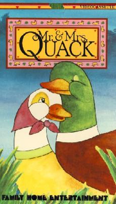 Mr. & Mrs. Quack