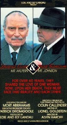 Mister Halpern and Mister Johnson
