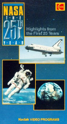NASA: The 25th Year
