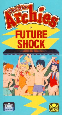New Archies: Future Shock